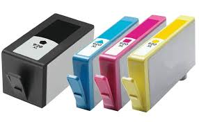 HP 934/935XL x 4 Cartridge Multi-Pack