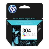 HP 304 Colour (100 Pages) N9K05AE