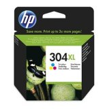 HP 304 XL Colour (300 Pages) N9K07AE