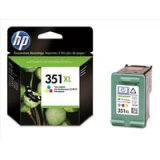 HP 351 XL Colour (580 Pages) CB338E