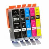 MMC Canon PGI-580 Black & CLI-581 XXL Colours Multipack
