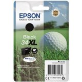 Epson T34XL Black Cartridge 16.3ml