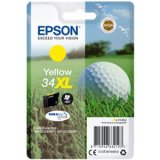 Epson T34XL Yellow Cartridge 10.8ml