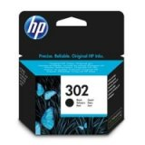 HP 302 Black (190 Pages) F6U66AE