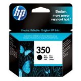 HP 350 Black (200 Pages) CB335E