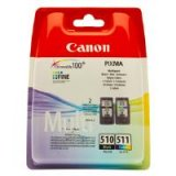 Canon PG-510 & CL-511 Multi-Pack