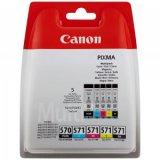 Canon PGI-570 Black & CLI-571 Colours Multipack