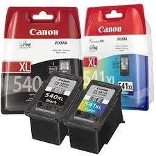 Canon PG-540 CL-541 Twin Pack