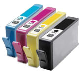 HP 364 x 4 Cartridge Multi-Pack